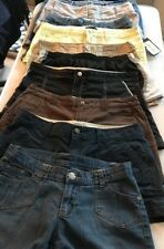Huge Lot Of Womans Shorts Size 6-17