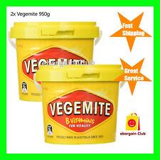 1.9kg Vegemite Sandwich Food Spread Australian Made (2x950g Tub) eBargainClub