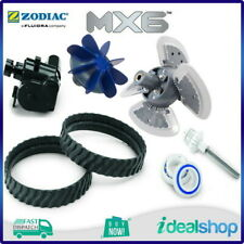 Zodiac MX6 Pool Cleaner Factory Tune-Up Kit MX Tracks, Engine Scrubber Assembly