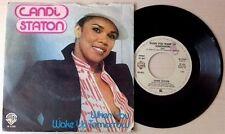 "CANDI STATON / WHEN YOU WAKE UP TOMORROW - 7"" (Italy 1979 - DISCO) RARE !!!"
