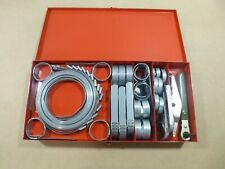 New listing New Punch-Lok K-52 Clamp-Master Kit, Galvanized Steel Clamps 600052 W/ Tool