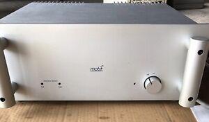 Conrad Johnson Amplifier MOTIF MS -100  . Excellent Condition