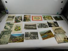 Postcards Lot of 17 German Travel Cards Used