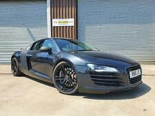 2007 Audi R8 4.2 quattro V8 6 Speed Manual Unmarked Met Grey Black leather 81k
