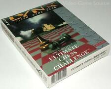 Atari Lynx GAME CARTRIDGE: # the Fidelity Ultimate Chess Challenge # * Nuovo/New!