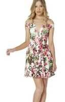 AX Paris Bardot Skater Dress summer holidays floral