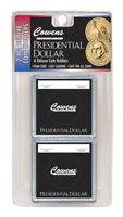6 HE Harris Snaplocks 2x2 Deluxe Coin Holders Presidential Dollar Size Storage