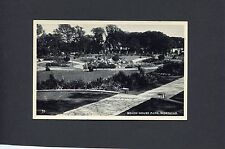 Postcard - c1930's view of Beach House Park, Worthing, Surrey