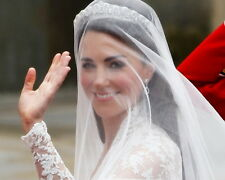KATE MIDDLETON Prince William Royal Wedding dress  PHOTO 8x10 PICTURE