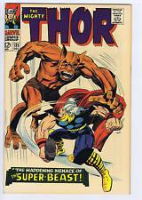 Thor #135 Marvel Pub 1966