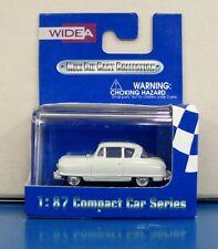 WIDEA 1/87 Compact Car Series Nash Rambler Cream