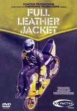 Full Leather Jacket (DVD, 2006) Motorcycle New DVD Region 4 Sealed