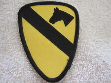 US Army 1st Cavalry Division Patch 1st Cav Vietnam Style Embroidered Patch