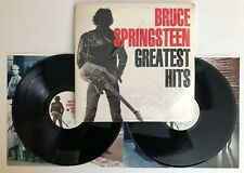 Bruce Springsteen - Greatest Hits - 1995 US 1st Press (M-) In Shrink