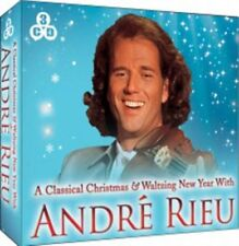 Classical Christmas & Waltzing New Year - ANDRE RIEU - Silent Night - 3 x CDs