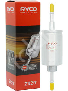 Ryco Fuel Filter FOR FORD FIESTA WQ (Z629)