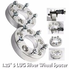 "23MM 2PCS Wheel Spacer for 87-95 97-06 Jeep Wrangler 5x5"" Wheel 5 LUG ONLY"