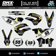 Husaberg FE 390 450 570 FS 570 graphics decals stickers kit 2009-2012 Fly