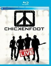 CHICKENFOOT - LIVE  BLU-RAY NEU