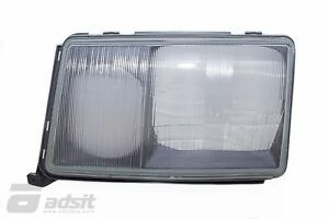 New Mercedes Benz 1986-1993 W124 EURO Right Headlight Lens Bosch *0038260590