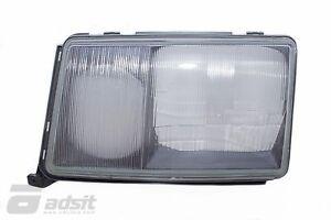 New Mercedes Benz 1986-1993 W124 EURO Right Headlight Lens Bosch *0038260590