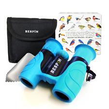 BESPIN Binoculars for Kids 8x21 Bird Watching, High-Resolution Real Optics for -