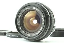 【Near Mint】 OLYMPUS OM-SYSTEM G.ZUIKO AUTO-W 21mm F/3.5 Lens From JAPAN #oly420