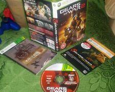 GEARS OF WAR 2 - XBOX 360 - English - X-Box X Box