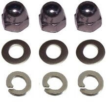 C50 Cylinder Head Dome Nut Kit - Honda C70