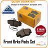 FRONT BRAKE PADS  FOR TOYOTA COROLLA NP2095