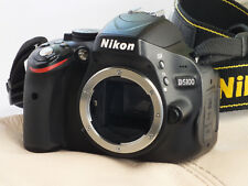 Nikon D D5100 16.2MP Digital SLR Camera - Black (Body Only) - only 8935 shots!