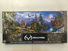 MasterPieces 1000pcs Licensed Panoramic Realtree Jigsaw Puzzle