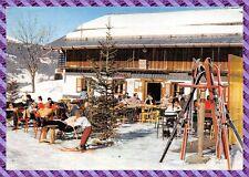 Tarjeta Postal - Postal- La NIÑO SALVAJE Restaurantes de Montaña