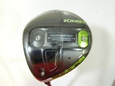 New LH Cobra King F6 Turbulence Green Driver Matrix 6Q4 Stiff flex Graphite F-6