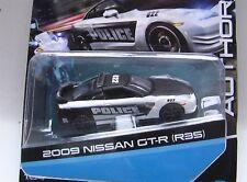 2009 Nissan GT-R (35) Police      1:64 Maisto 15494