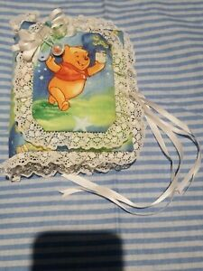 """""""Winnie the Pooh and Friends"""" Unisex 50 pg Small Album/Brag Book gift~NEW"""