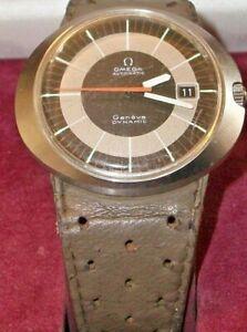 Vintage Omega Geneve Dynamic Automatic Men's watch