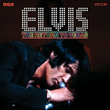 Elvis : The Return To Vegas 1969 Soundboard Concert CD from FTD (Elvis Presley)
