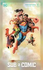 SUPERMAN SMASHES THE KLAN #1 VARIANT (DC 2019 1st Print) COMIC