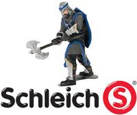 Figurine Chevalier Hache Collection Eldrador Jeu Peint Main Jouet Schleich 72030