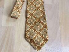 Original Vintage Retro Tie by Burton London & Paris
