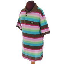 Lacoste Mädchen-Tops, - T-Poloshirts