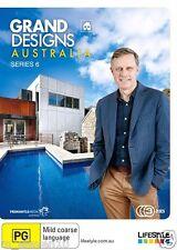 GRAND DESIGNS Australia SEASON 6 : NEW DVD