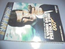 DVD N°22 007 JAMES BOND COLLECTION L'UOMO DALLA PISTOLA D'ORO