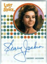 The Complete Lost In Space Sherry Jackson Effra Autograph Star Trek Last One