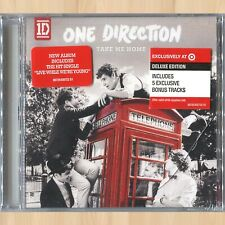 +5 BONUS TRACKS---> ONE DIRECTION Take Me Home TARGET CD Truly Madly Deeply 0815