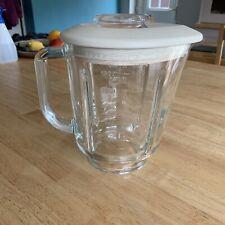 Kitchen Aid Glass Jar