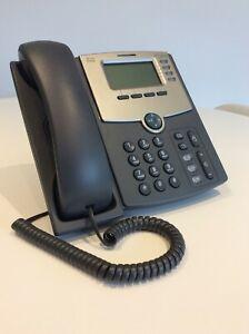 Cisco SPA504G IP Phone with Stand & Handset Cisco SPA 504G - NO PSU Supplied