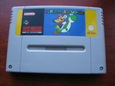Super Mario World Snes (Cartridge Only)