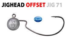 Spro Jig 71 Jighead OFFSET, Gamakatsu hooks Pike, Perch, Zander, Bass Weedless